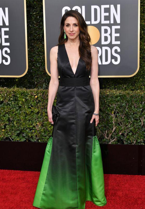 Marin Hinkle – 2019 Golden Globe Awards Red Carpet