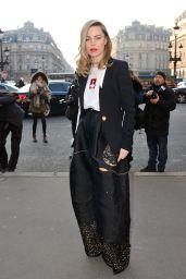 Melissa George – Schiaparelli Haute Couture Fashion Show in Paris 01/21/2019