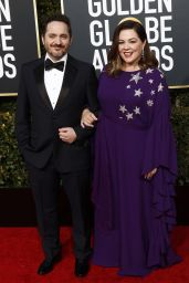Melissa McCarthy – 2019 Golden Globe Awards Red Carpet