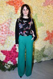 Michelle Dockery – Schiaparelli Haute Couture Fashion Show in Paris 01/21/2019