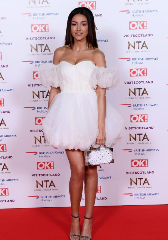 Michelle Keegan – National Television Awards 2019