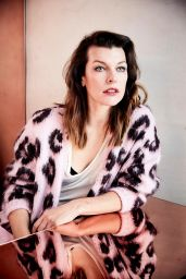 "Milla Jovovich - ""Paradise Hills"" Portrait Session at the 2019 Sundance Film Festival"