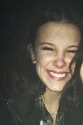 Millie Bobby Brown - Personal Pics and Video 01/21/2019