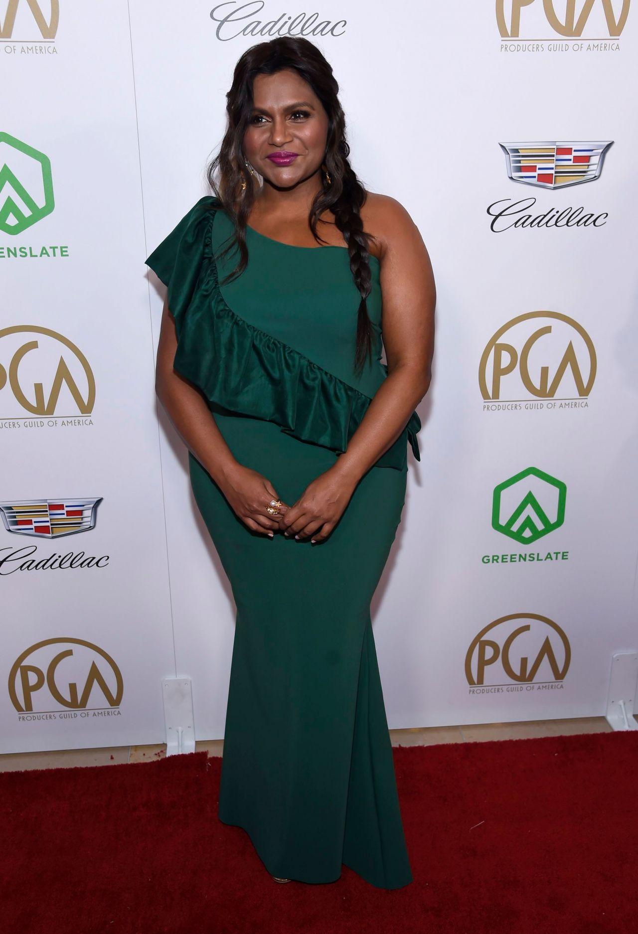 Mindy Kaling – 2019 Producers Guild Awards