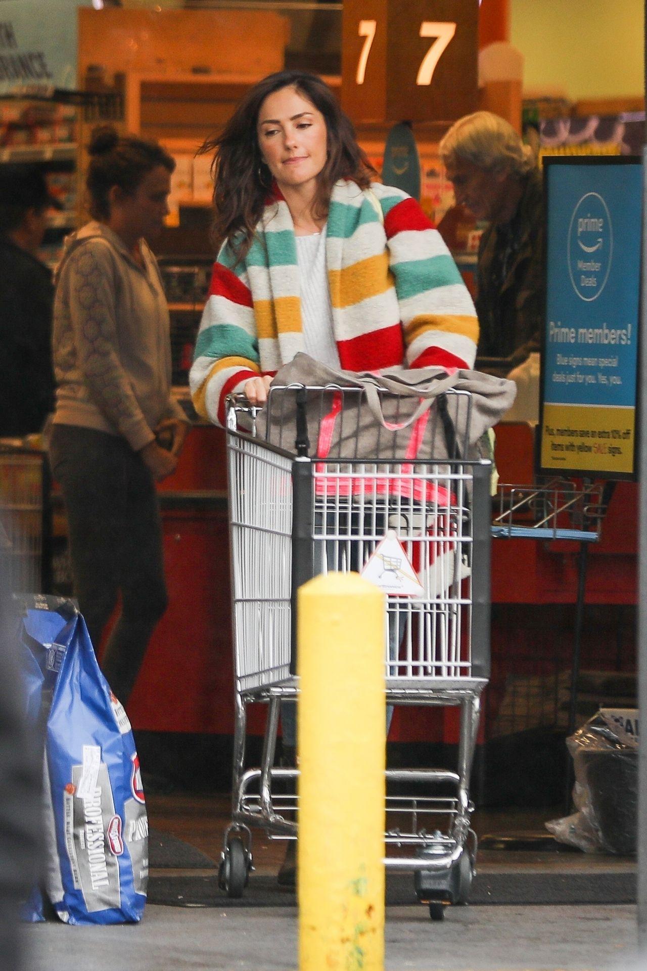 Minka Kelly Shopping In West Hollywood 01 14 2019