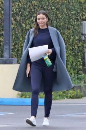 Miranda Kerr in Tights 01/18/2019