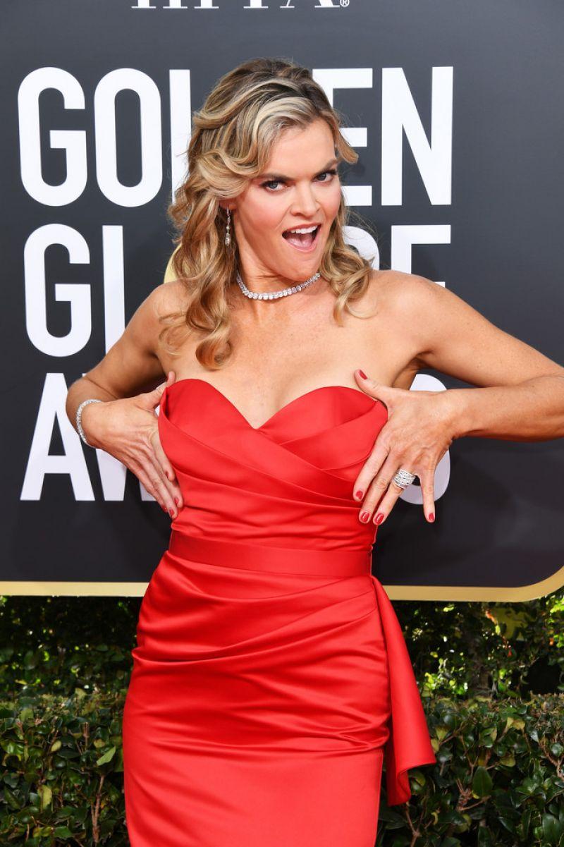 Missi Pyle – 2019 Golden Globe Awards Red Carpet