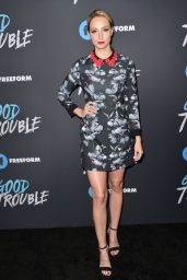 "Molly McCook - ""Good Trouble"" TV Show Premiere in LA"