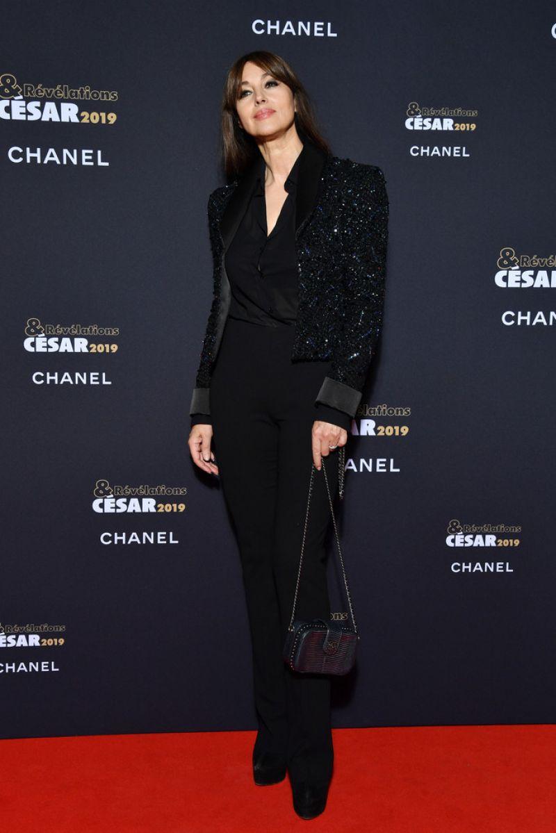 Monica Bellucci – 2019 Cesar Revelations Bash (More Pics)