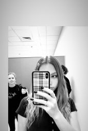 Nadia Turner - Personal Pics 01/22/2019