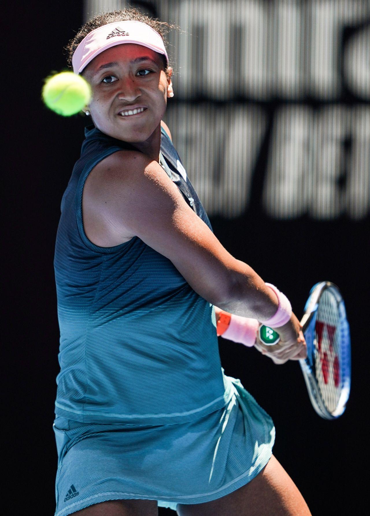 Naomi Osaka - Australian Open 01/21/2019
