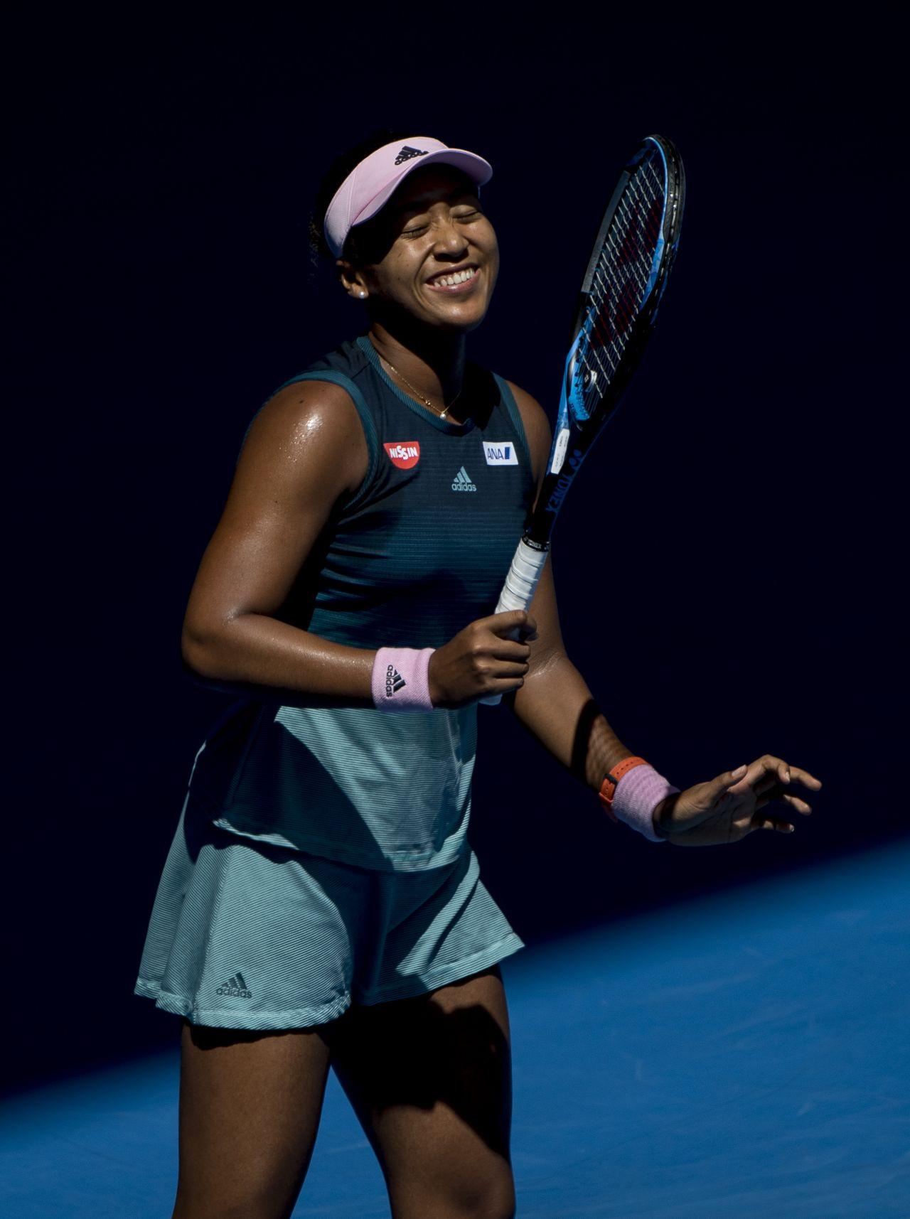 Naomi Osaka - Australian Open 01/23/2019