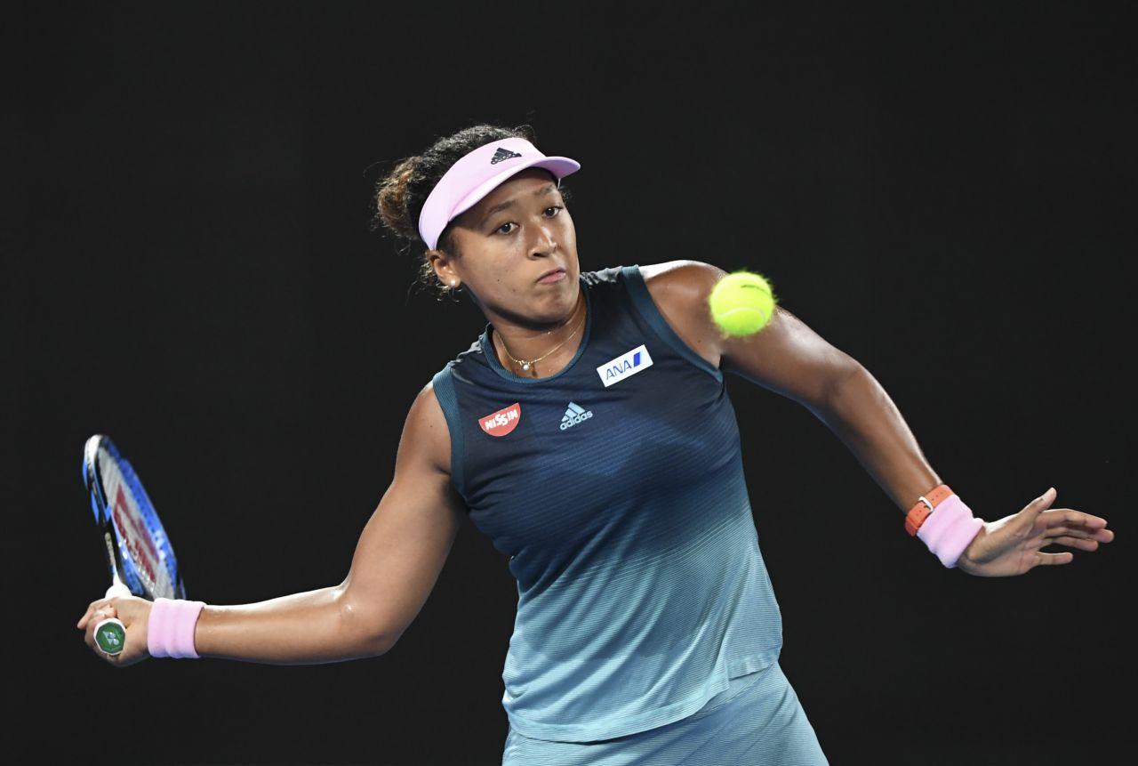 Naomi Osaka: Australian Open 01/24/2019