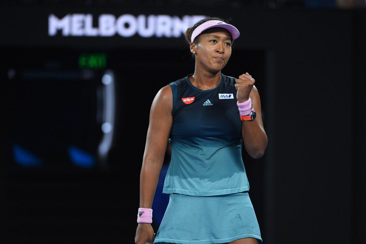 Naomi Osaka Australian Open 01 24 2019