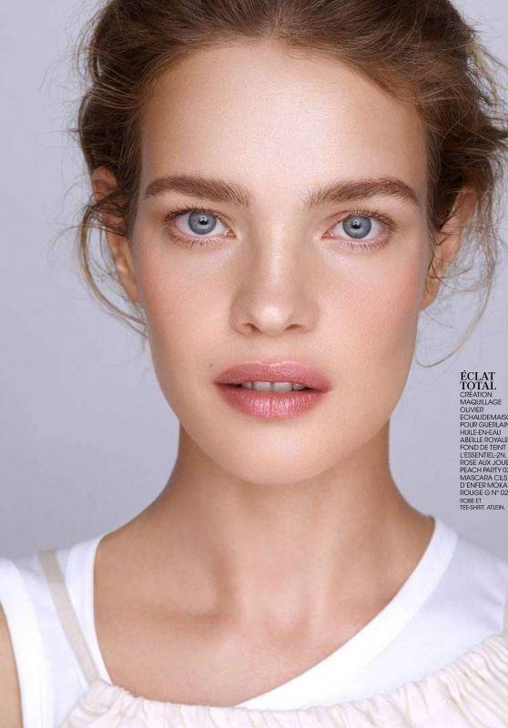 Natalia Vodianova - Madame Figaro January 2019