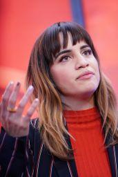 Natalie Morales – NBC's NY Mid Season Press Junket 01/24/2019