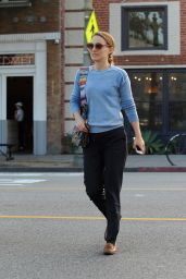 Natalie Portman in Casual Outfit 01/30/2019