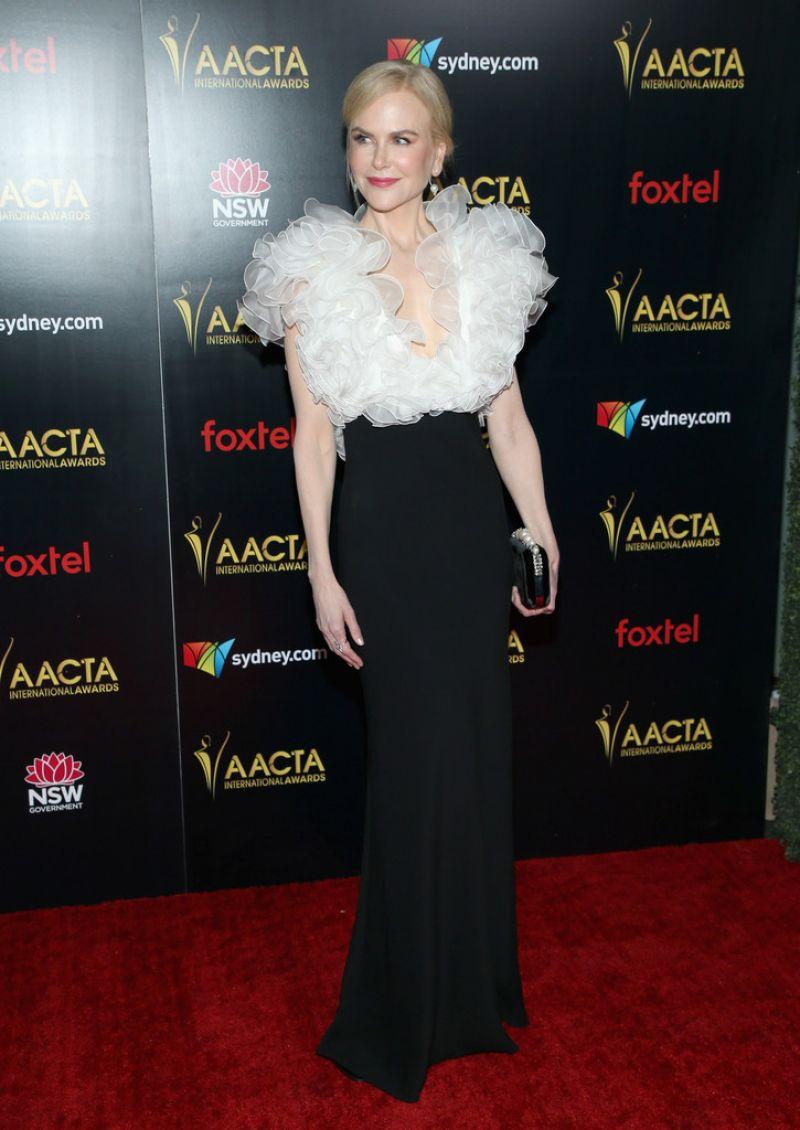 Nicole Kidman 2019 Aacta International Awards