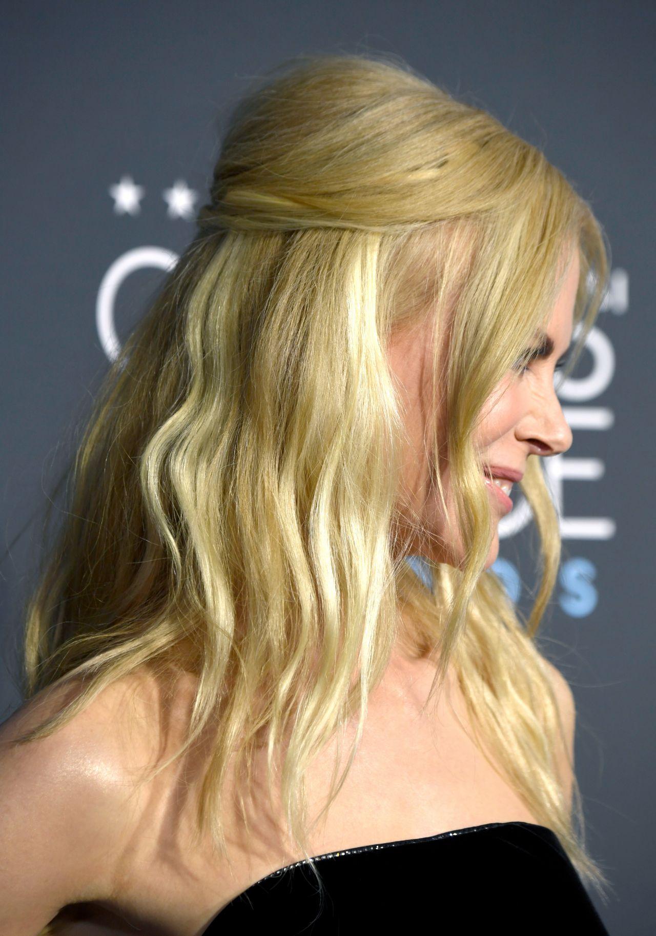 Nicole Kidman 2019 Critics Choice Awards