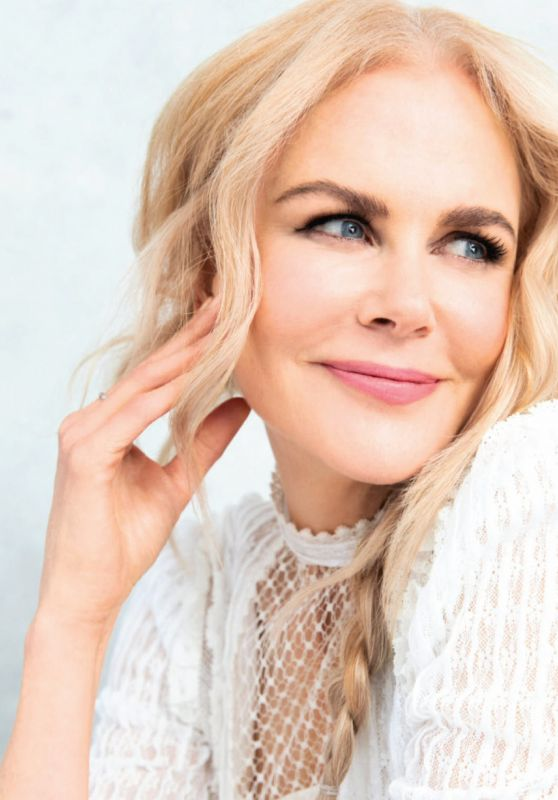 Nicole Kidman - People Magazine January 2019 Issue