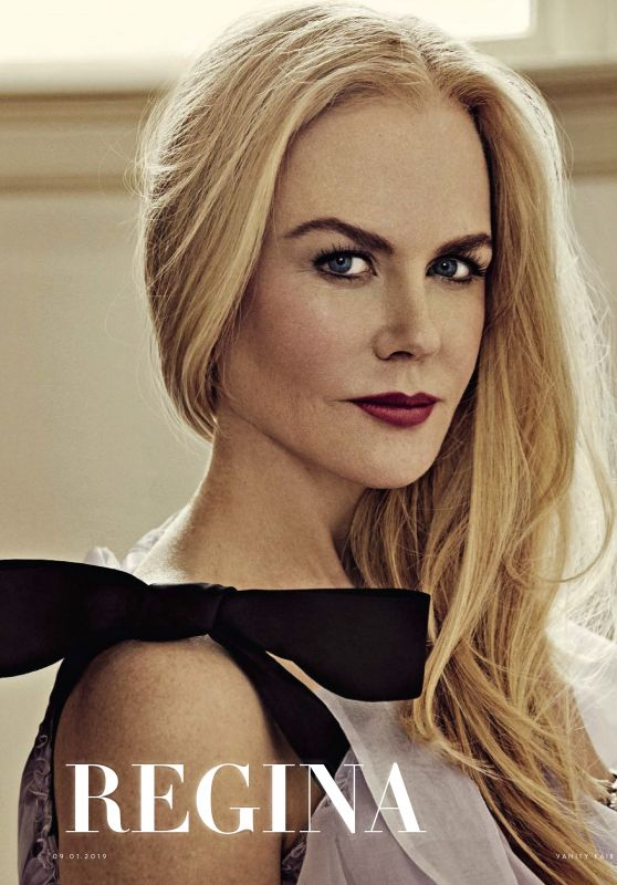 Nicole Kidman - Vanity Fair Italy January 2019 Issue