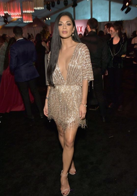 Nicole Scherzinger - Netflix 2019 Golden Globe After Party