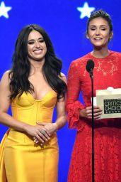Nina Dobrev – 2019 Critics' Choice Awards