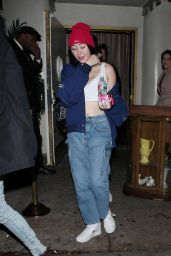 Noah Cyrus Night Out Style 01/13/2019