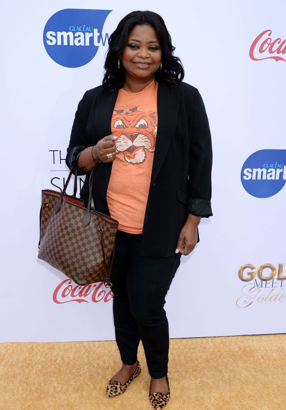 Octavia Spencer – 2019 Gold Meets Golden Brunch