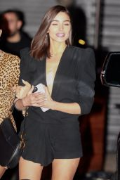Olivia Culpo Night Out Style 01/13/2019