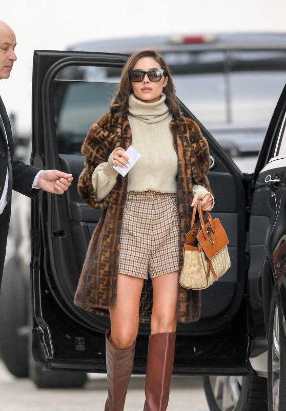 Olivia Culpo Shows Off Her Eclectic Style 01/28/2019
