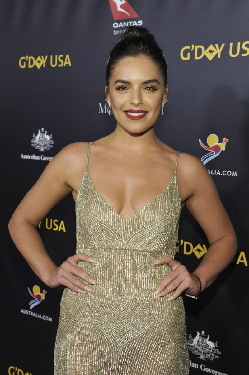 Olympia Valance – 2019 G'Day USA in LA