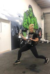Paige VanZant - Personal Pics 01/08/2019
