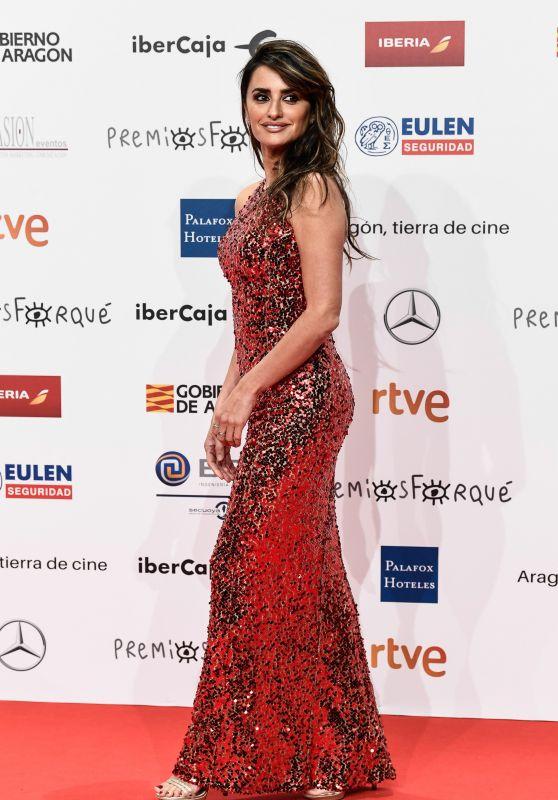 Penelope Cruz - Jose Maria Forque Awards 2019