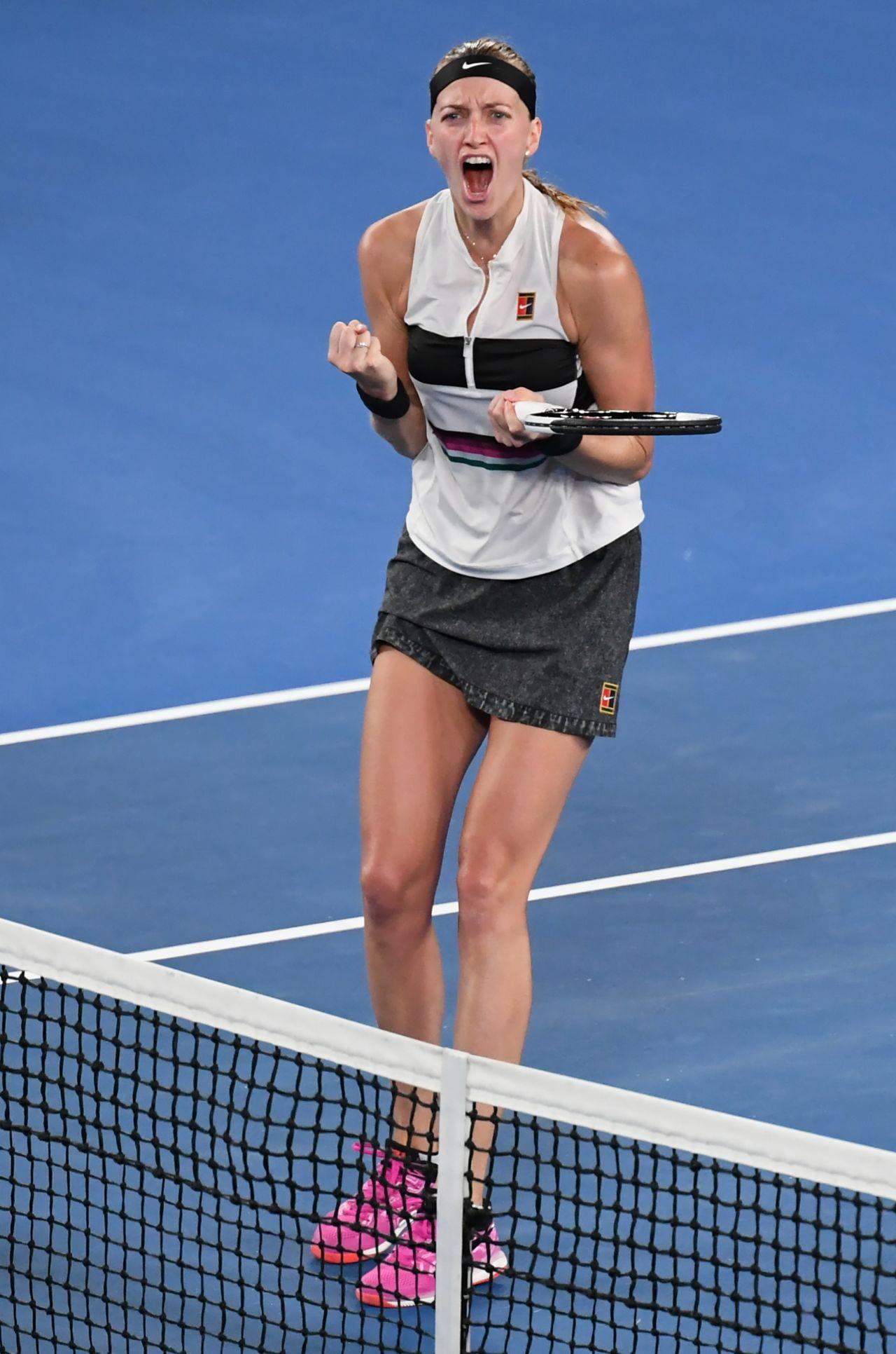 Petra Kvitova – Australian Open 01/24/2019