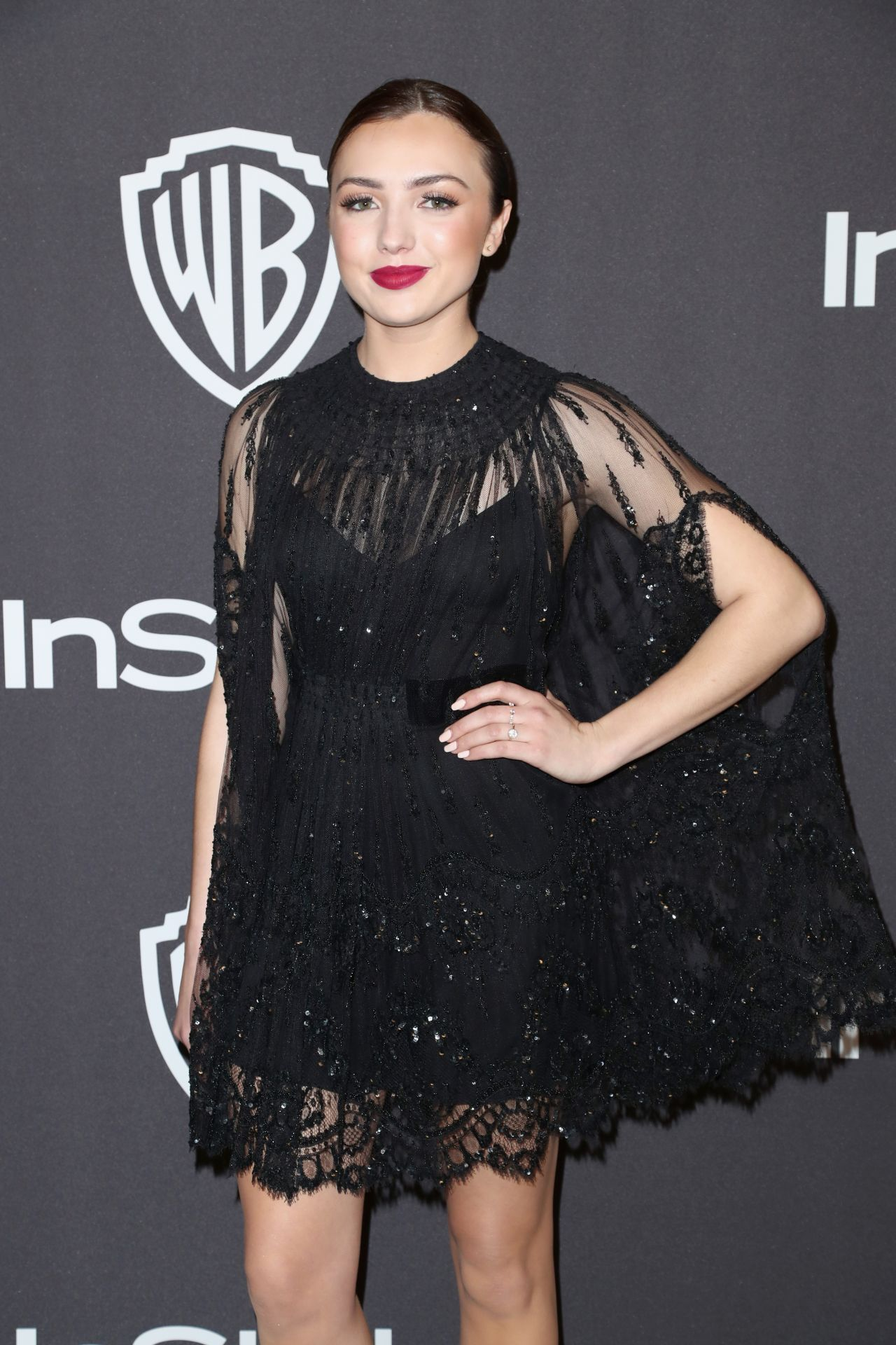 Peyton Roi List – InStyle and Warner Bros Golden Globes ...