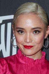 Pom Klementieff – InStyle and Warner Bros Golden Globe 2019 After Party