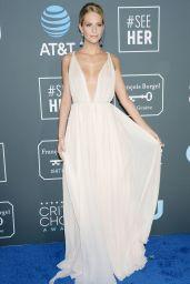 Poppy Delevingne – 2019 Critics' Choice Awards