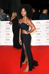 Rachel Adedeji – National Television Awards 2019