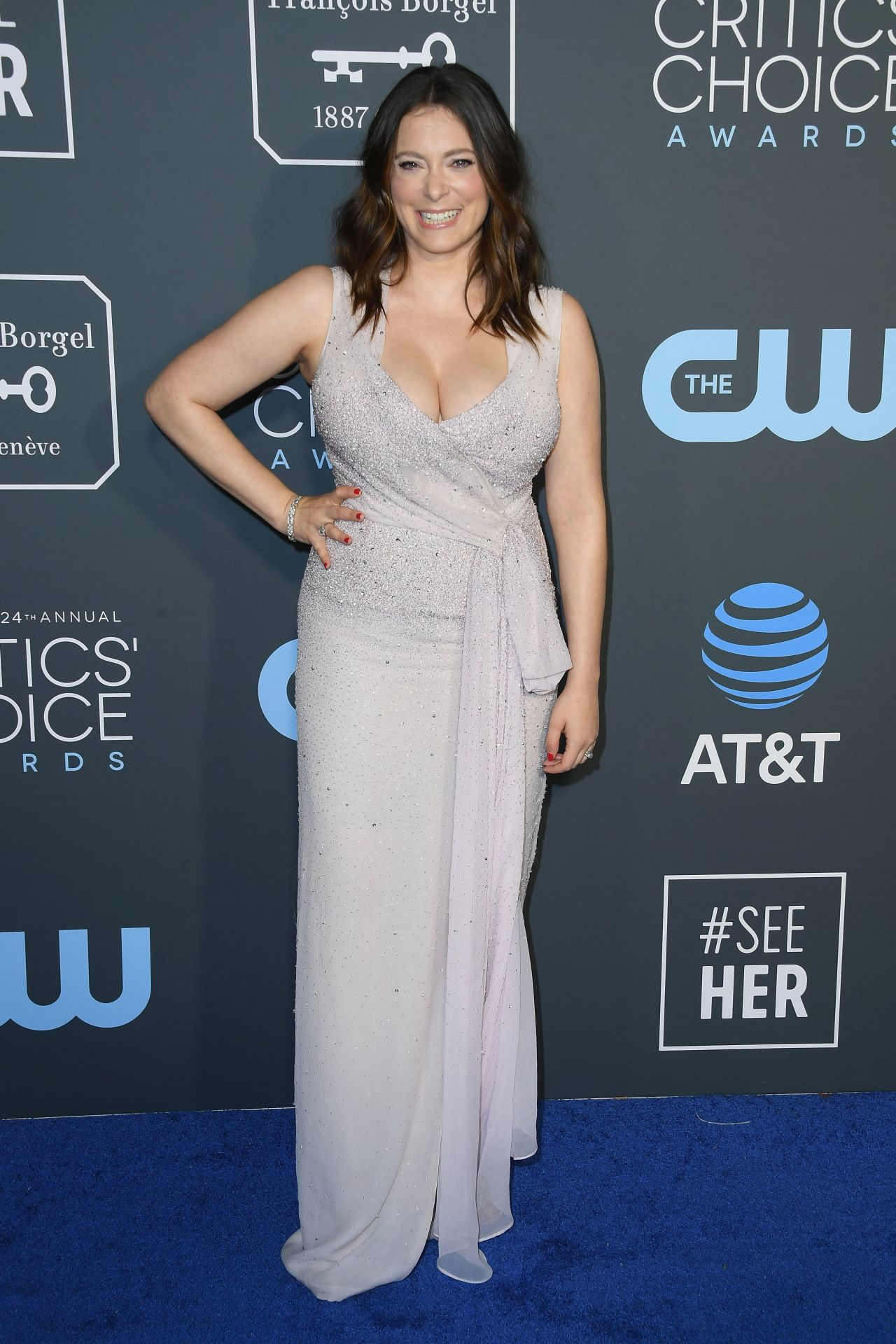 Rachel Bloom 2019 Critics Choice Awards