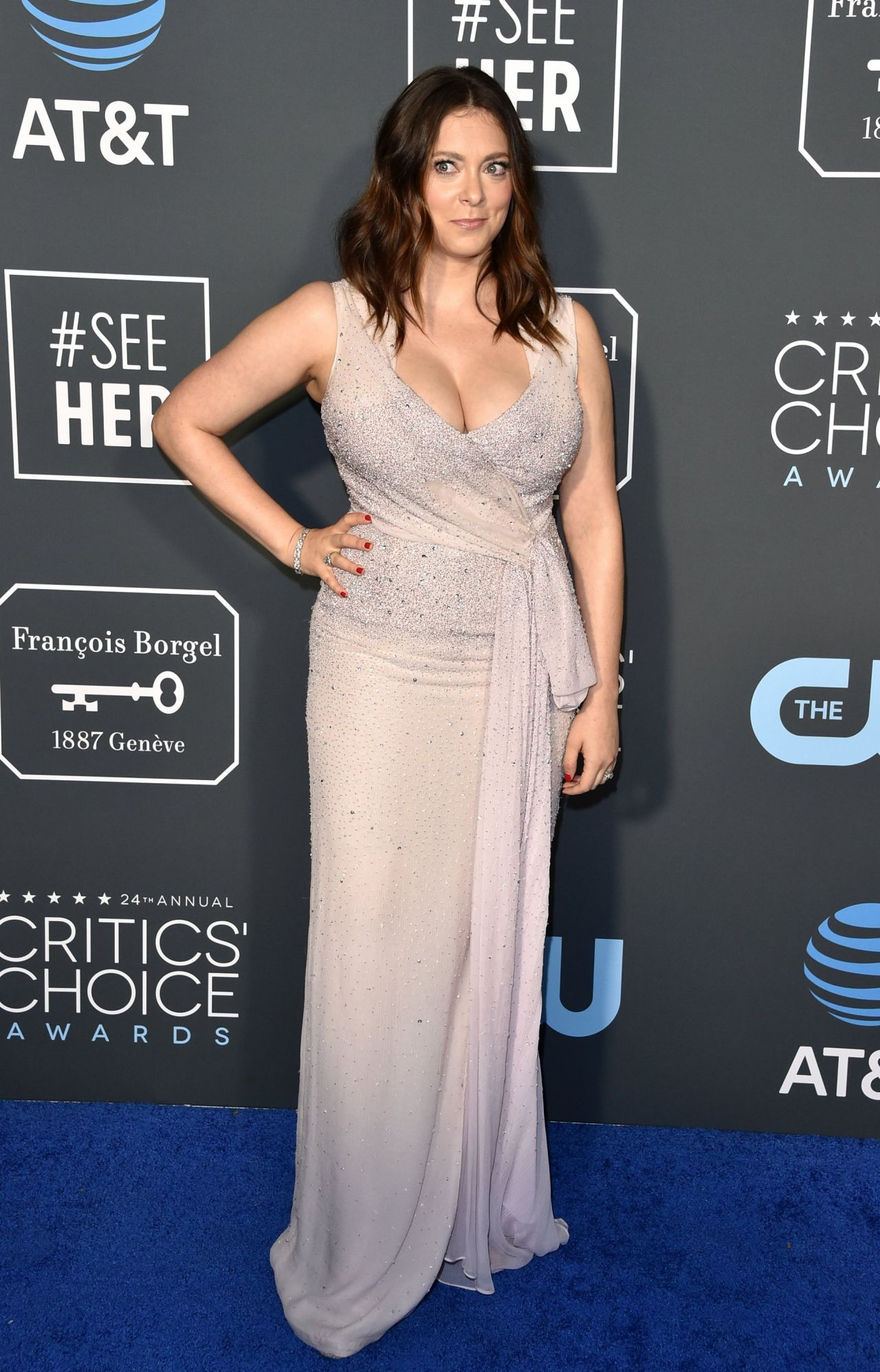 Rachel Bloom 2019 Critics Choice Awards