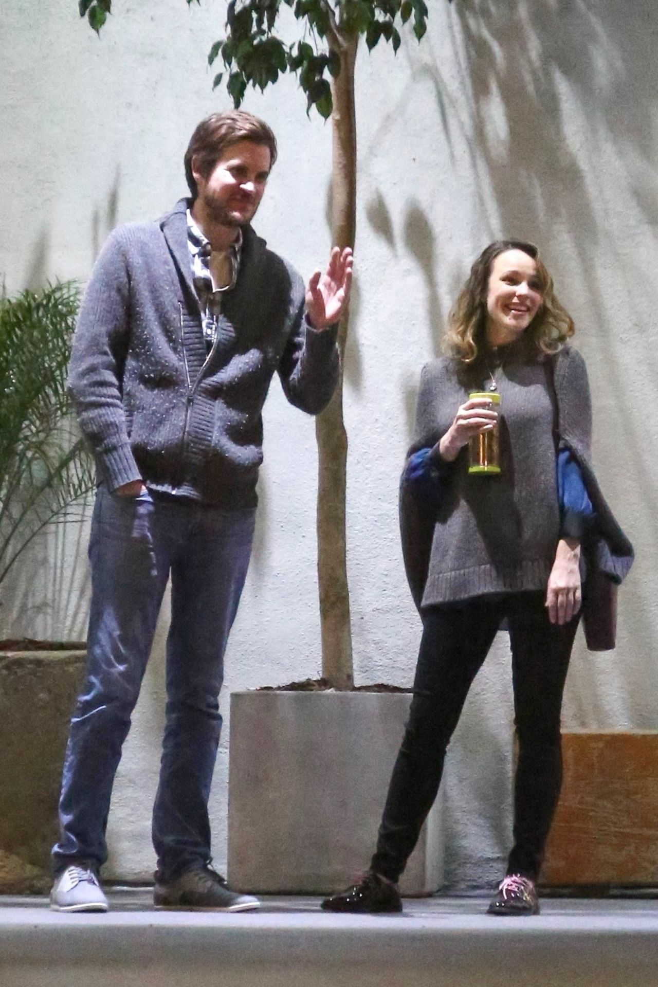 Rachel McAdams and Jamie Linden - Out in Los Angeles 12/29 ...