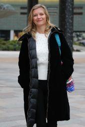 Rachel Riley - Outside ITV Studios in London 01/10/2019