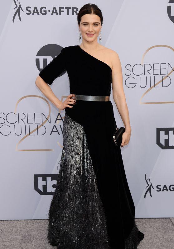 Rachel Weisz – 2019 SAG Awards