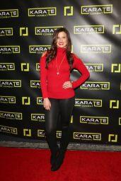 Rachele Brooke Smith – Karate Combat: Competition in LA 01/24/2019