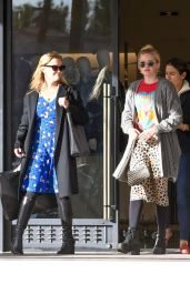Reese Witherspoon and Ava Elizabeth - Exiting Barneys New York in Beverly Hills 01/08/2019