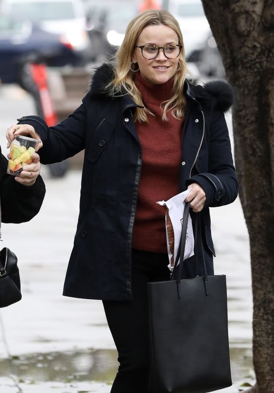 Reese Witherspoon - Out in Brentwood 01/16/2019