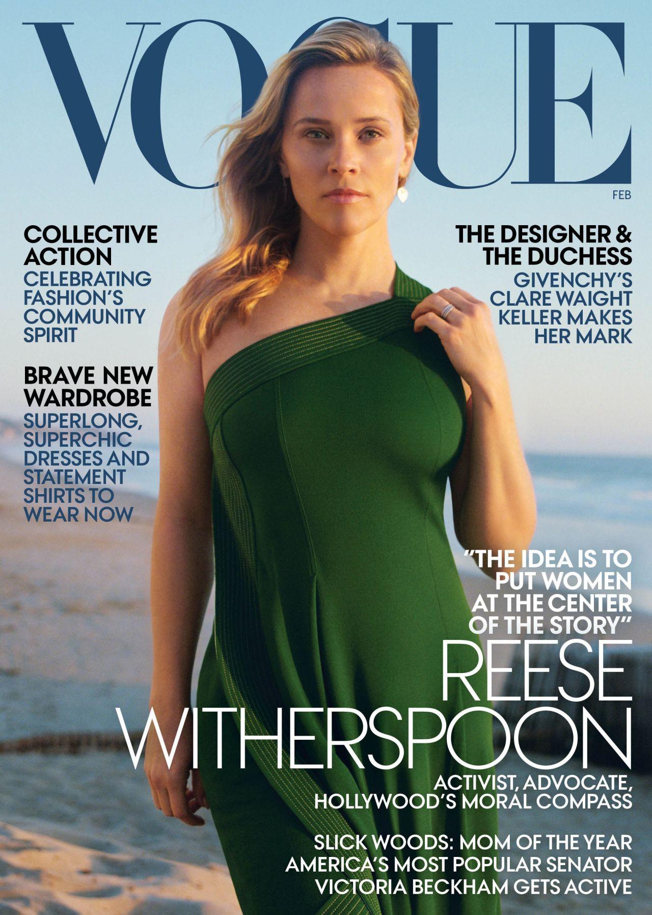 Vogue Magazine Uk May 2015 Issue: Vogue US February 2019