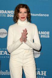 """Rene Russo - """"Velvet Buzzsaw"""" Premiere at Sundance Film Festival"""