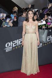 "Rosa Salazar - ""Alita-Battle Angel"" Premiere in Seoul"